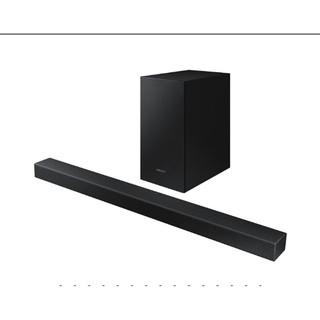 [Mã ELMS03 giảm 7% đơn 500K] Loa thanh Samsung 2.1 HW-T450 thumbnail