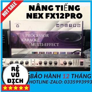 Nâng tiếng Nex Fx 12pro, máy nâng tiếng fx12pro, (tặng 2 day canon kết nối) thumbnail