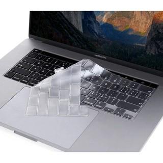 Lót bàn phím silicon New Macbook Pro 13 năm 2020 ( model A2251 và A2289) thumbnail