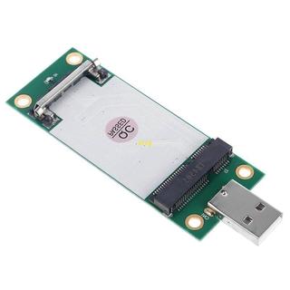 Card Chuyển Đổi Mini Pci-E Không Dây Wwan Sang Usb Cho Huawei Zte