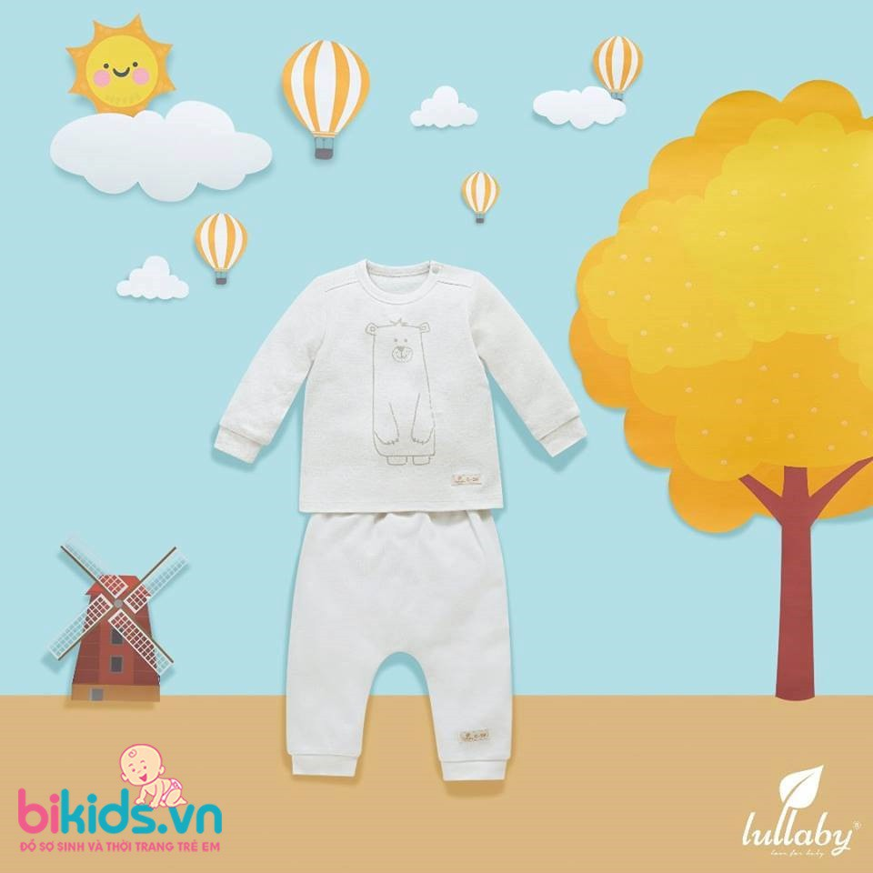 Lullaby - Áo bé trai vai chồm