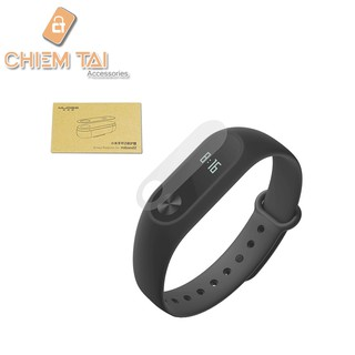 Miếng dán trong suốt Mijobs cho miband 2