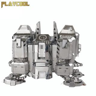 Đồ chơi mô hình lắp ráp kim loại MU Game Starcraft - Nhà lính Terran