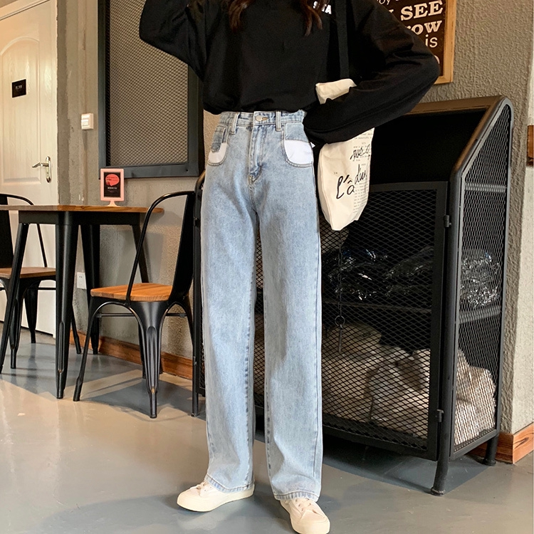 COCO.vn 👏long pants sweet trousers hot sale youthful recommendation newkorean high cost performance new clothes cool