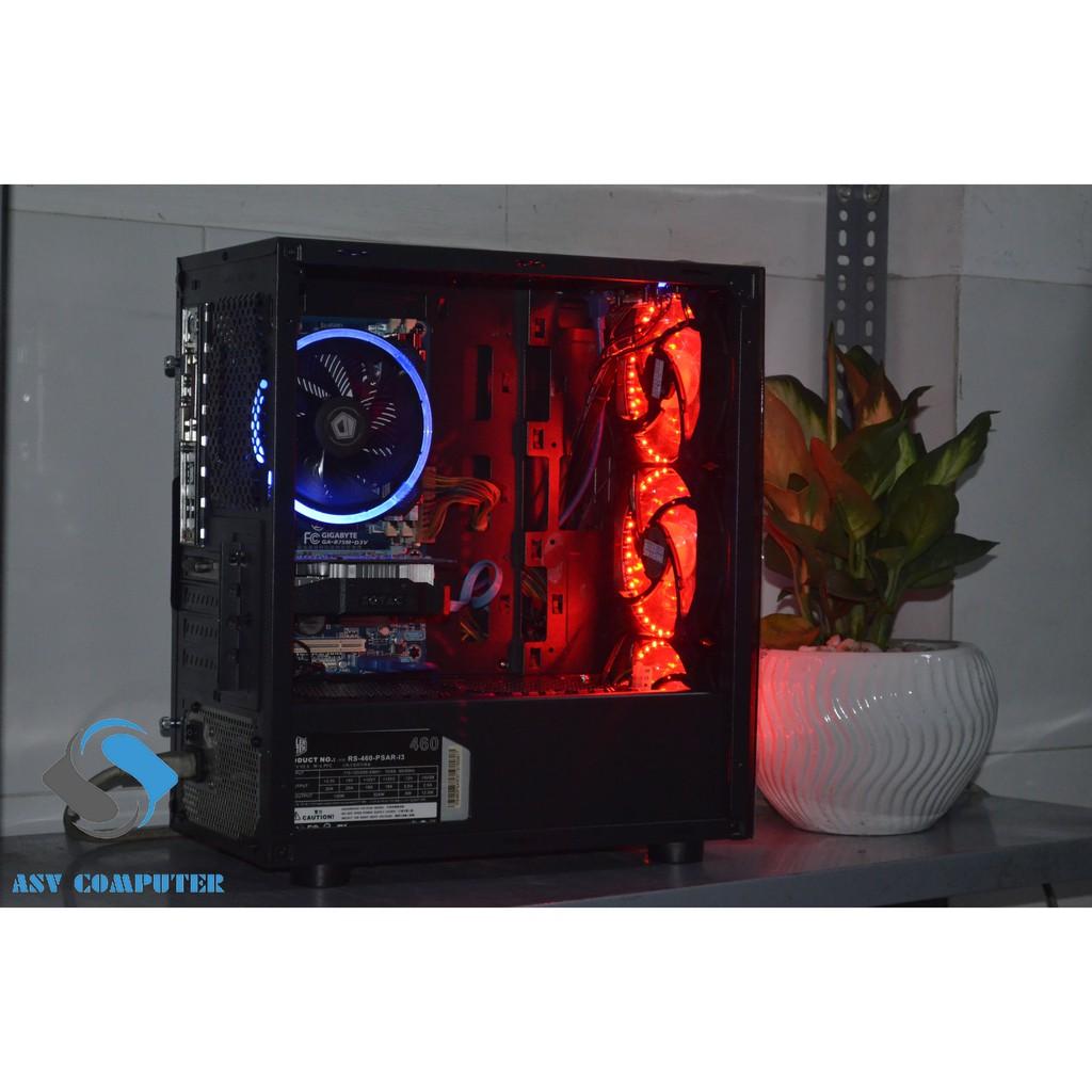 ASVGM61: PC CHƠI Game PUBG Ram 8G DDR3 Hdd 500G Vga - GTX 1050