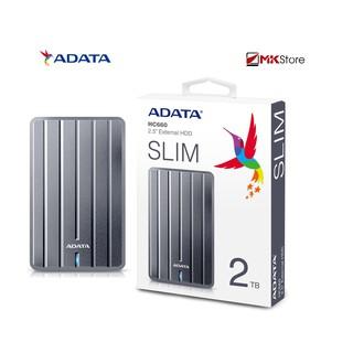 Ổ cứng di động ADATA 2Tb HV660 USB 3.2 Gen 1