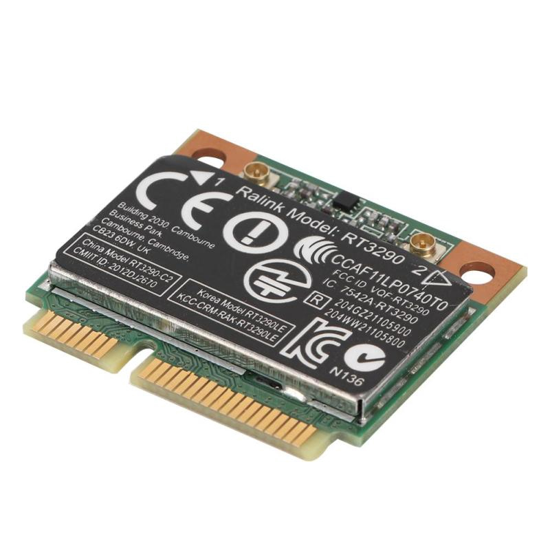 [Kaneb] RT3290 Wi-Fi Wireless Network Card 150Mbps For Mini PCI-E Port Computer Digital Products