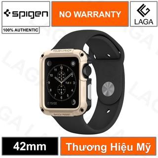 Ốp Lưng Apple Watch 42mm / 44mm Spigen Tough Armor Series 4 / 3 / 2 / 1