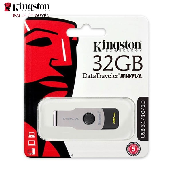 USB Kingston DT SWIVL 32Gb USB 3.0