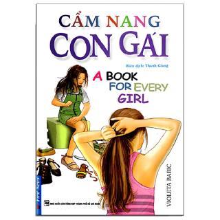 Sách - Cẩm Nang Con Gái (Tái Bản 2019) thumbnail