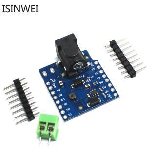 Khiên điện DC V1.1.0 cho WEMOS D1 mini chất lượng cao