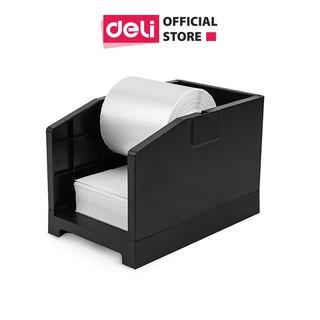 [Mã BM26DELI giảm 15% đơn 100K] Hộp đựng đơn cho máy in DL-770D- Deli màu đen - 1 hộp - 15208 thumbnail