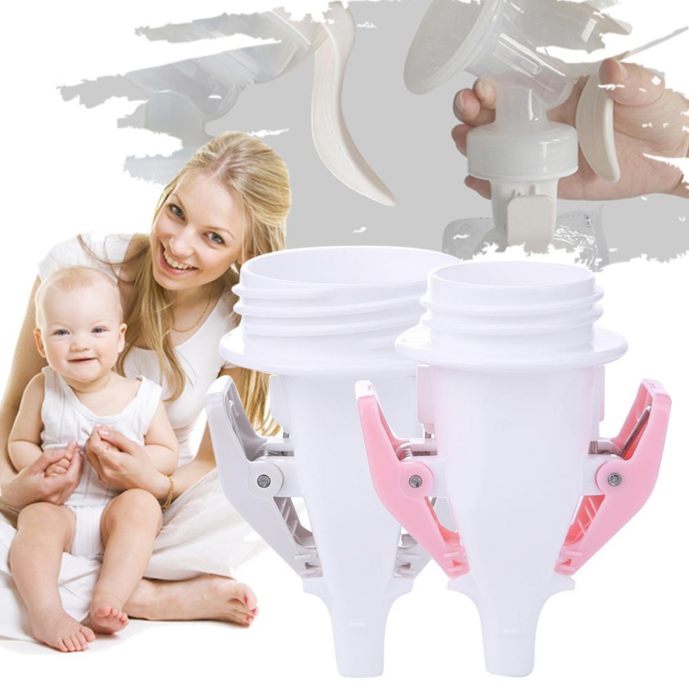 ღTAY Breast Milk Storage Bags Clip Adapter