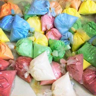 Bột màu kỉ yếu combo 3kg được tặng bánh tráng trị giá 20.000