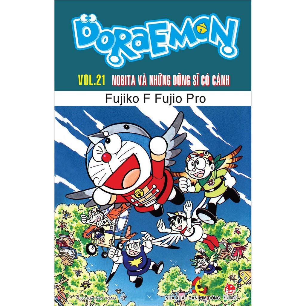 Truyện lẻ - Doraemon Truyện Dài - 24 Tập ( Từ Tập 21 - Tập 24 ) - Nxb Kim Đồng