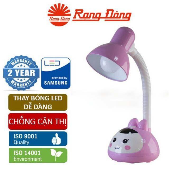 [BH 1 Năm] Đèn Bàn Chống Cận Cao Cấp Của Rạng Đông 27 LED