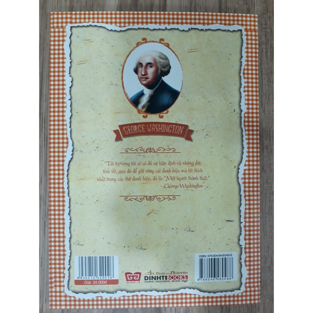 Những Danh Nhân Làm Thay Đổi Thế Giới - George Washington Người Khai Sinh Nước Mỹ