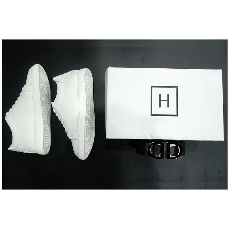 Giày nam sneaker đế cao - ( trắng ) -  [ FREESHIP ĐƠN 99K ]