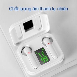 Tai nghe bluetooth không dây cảm ứng nhanh âm thnh 3D