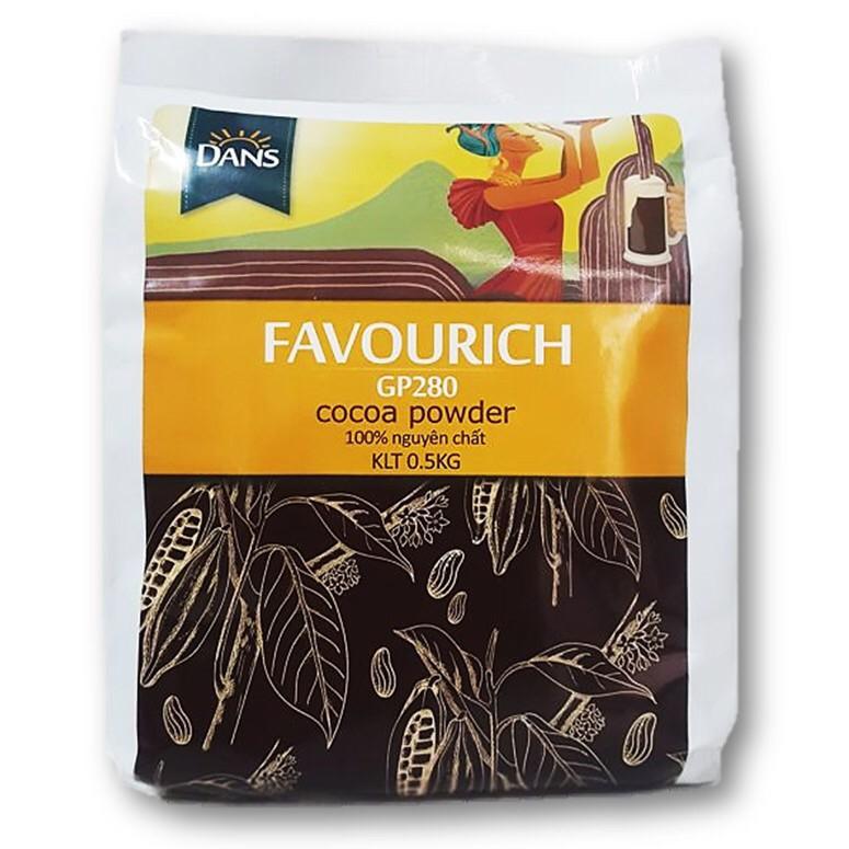 Bột Cacao Nguyên Chất 100% Dans – 500g - 3286238 , 987624201 , 322_987624201 , 66000 , Bot-Cacao-Nguyen-Chat-100Phan-Tram-Dans-500g-322_987624201 , shopee.vn , Bột Cacao Nguyên Chất 100% Dans – 500g