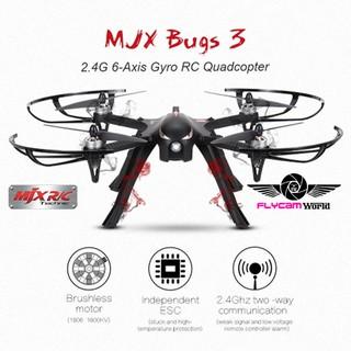 FLYCAM MJX Bugs 3 – Phiên bản không Camera