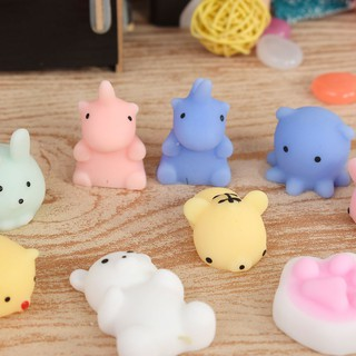 5pcs Joke Slow Rising Decor Mood Funny Random Squishy