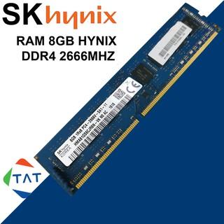 RAM Hynix Samsung Kingston 8GB DDR4 2666MHz 1.2V PC4-2666 Udimm Dùng Cho Máy Tính Để Bàn PC Desktop BH 3 Năm 1 Đổi 1 thumbnail