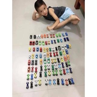 Sét 50 Ô Tô đồ chơi ( hàng loại 1)