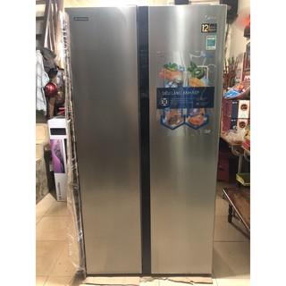 Tủ lạnh Midea Inverter 530 lít MRC-690SS-Giá tốt