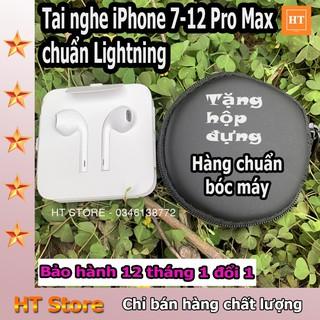 Tai Nghe IPHONE X - Xs Max ZIN Bóc Máy (TẶNG HỘP ĐỰNG)