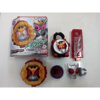 Set Item Kamen Rider Kuuga
