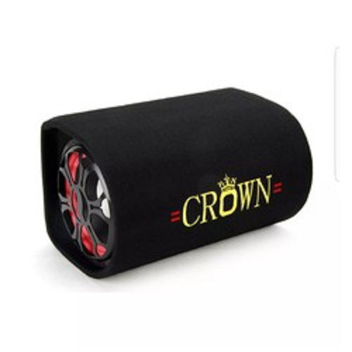 Loa Crown 10 Tròn Bass Siêu Lớn- Tặng Kèm Dây Lấy Nhạc 3.5 BH 6 Tháng Đổi Mới
