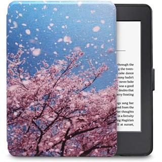 Bao Da Nắp Gập Màu Trơn Bảo Vệ Cho Kindle E-reader 8th 6-inch