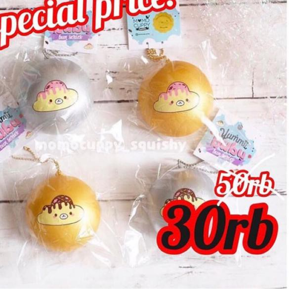5.5 Brands Festival Squishy License Yummiibubu Bun By Momocuppy_squishy