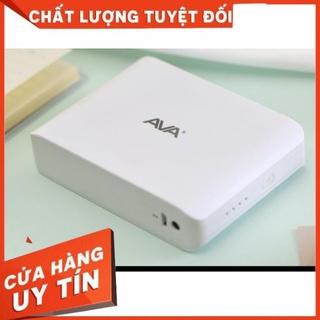 Pin sạc dự phòng 10.000 mAh AVA TS-D151(Trắng) 98% thumbnail
