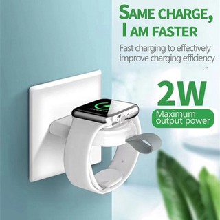 Portable Fast Wireless Charger For Apple Watch 38mm 42mm 40mm 44mm iwatch series2 3 4 5 SE 6