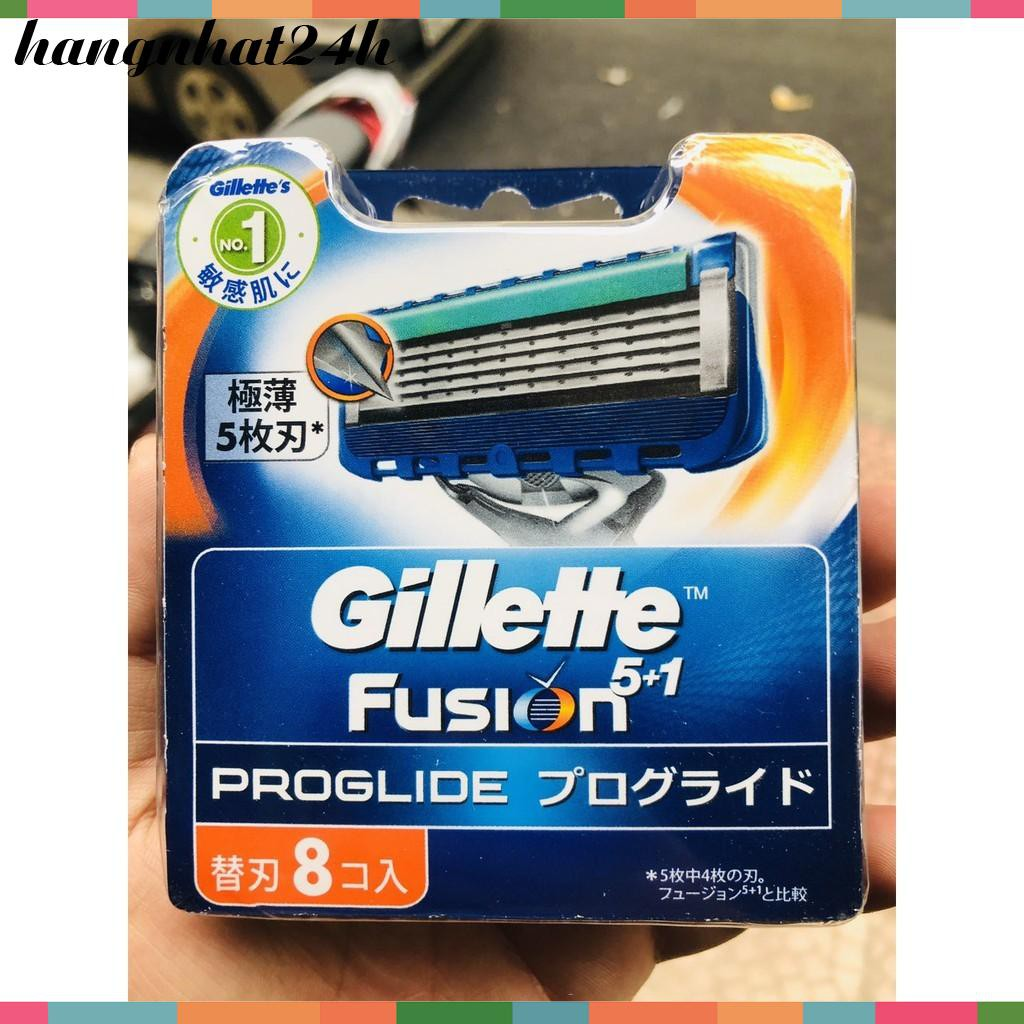 [NỘI ĐỊA NHẬT] Lưỡi Dao Cạo Râu Vỉ 8 Gillette Nhật Bản [SKU 89007] - 15116057 , 2584126757 , 322_2584126757 , 398300 , NOI-DIA-NHAT-Luoi-Dao-Cao-Rau-Vi-8-Gillette-Nhat-Ban-SKU-89007-322_2584126757 , shopee.vn , [NỘI ĐỊA NHẬT] Lưỡi Dao Cạo Râu Vỉ 8 Gillette Nhật Bản [SKU 89007]