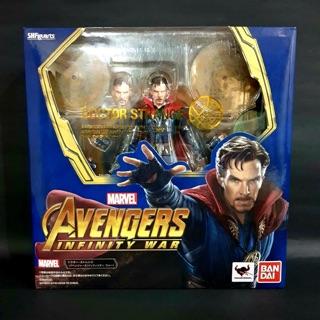 Mô hình nhân vật Avenger siêu anh hùng Doctor Strange SHF