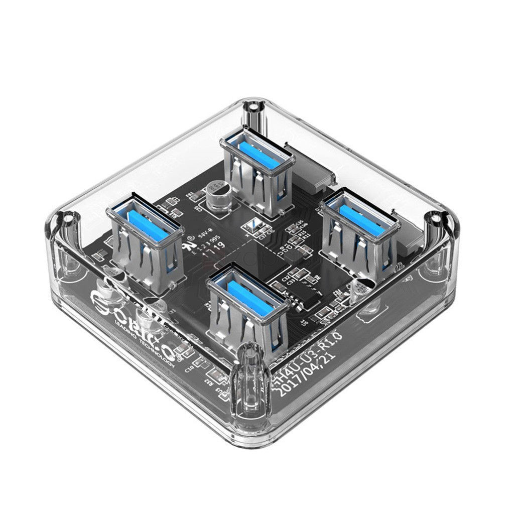 Bộ chia 4 cổng USB 3.0 Orico MH4U - MH4U