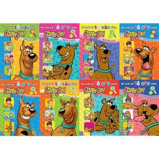 Hình ảnh Sách Bé Chơi Và Tô Màu Cùng Scooby-Dô (2 cuốn)-3
