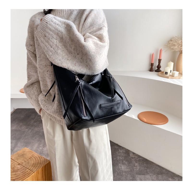 Túi xách nữ vừa sách vở túi tote da công sở vừa A4 đi hoc đi làm hàng đẹp TOTE2K