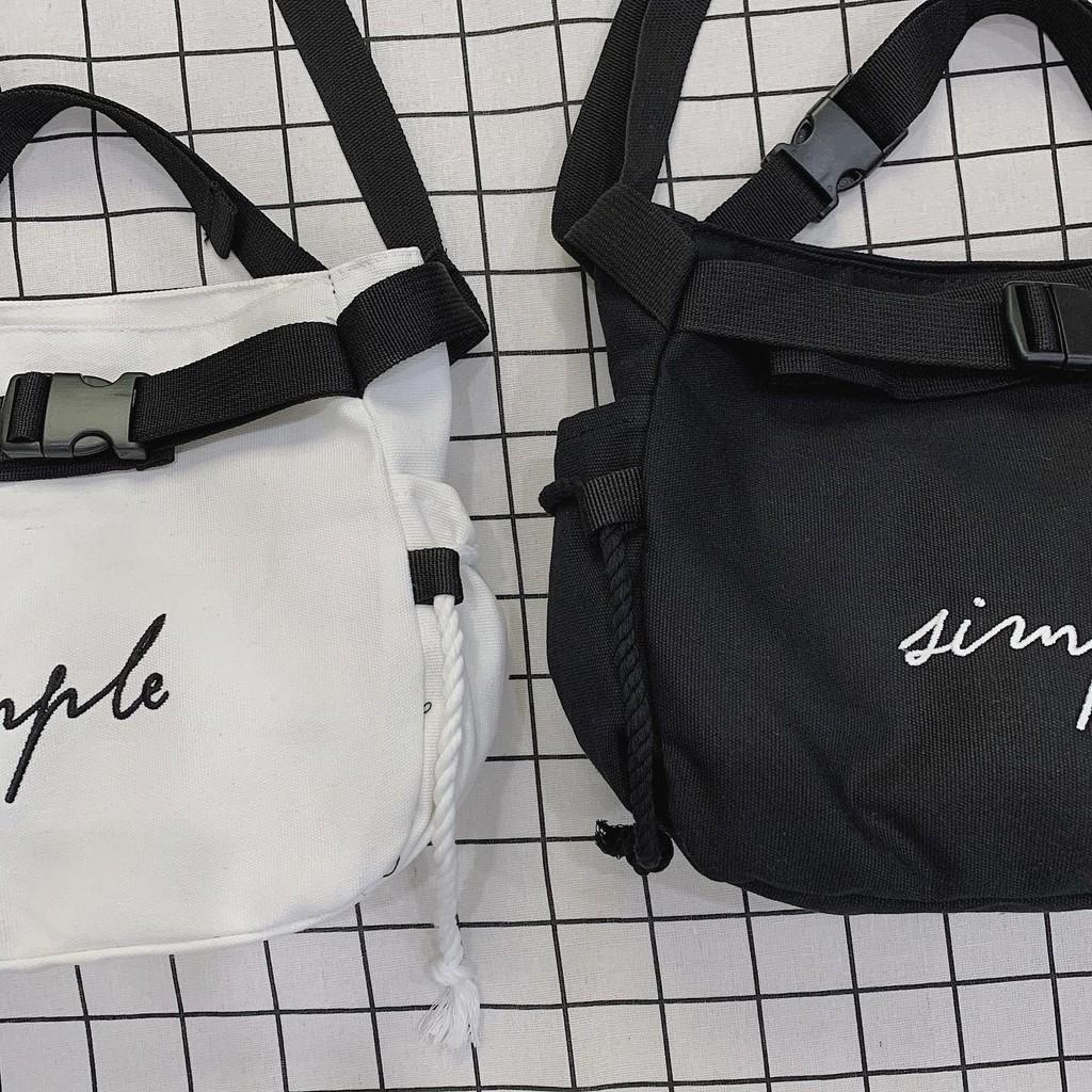 Túi Đeo SIMPLE BAG đen