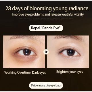 Hình ảnh [Mã COSCCB26 hoàn 8% xu đơn 250K] Hộp 60 miếng mặt nạ mắt từ collagen dưỡng ẩm chống nếp nhăn và thâm quầng-4