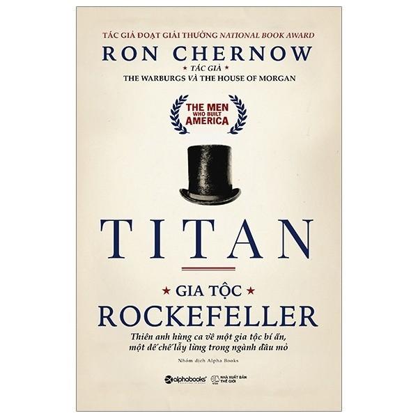 Sách - Titan - Gia tộc Rocke