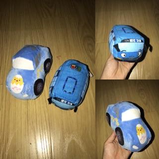Set 2 xe nhồi bông mini cho bé (đồ si tuyển)