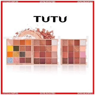 [Hàng Chính Hãng] Phấn Mắt 16 Màu Lung Linh Cực Đẹp TuTu KaQi Color Eyeshadow Palette No.Tu5268