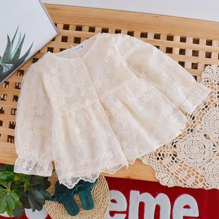 Áo Váy bé gái Ren Cho Bé Gái Phong Cách Sang Trọng, Váy bé gái ren công chúa cho bé gái
