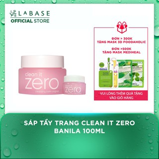 Sáp tẩy trang Clean It Zero Banila 100ml - Mẫu Mới thumbnail