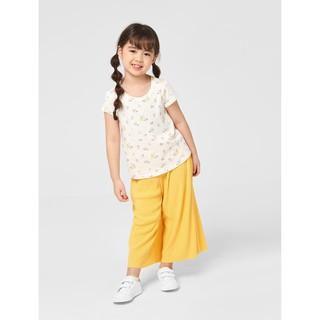 [Mã KIDMALL15 hoàn 15% xu đơn 150K] Áo phông bé gái họa tiết in tràn CANIFA 1TS20S010