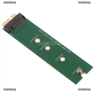 Jointdaisy 1Pc M.2 NGFF SSD to 18 Pin Extension Adapter Card for UX31 UX21 UX21E UX31A CCC